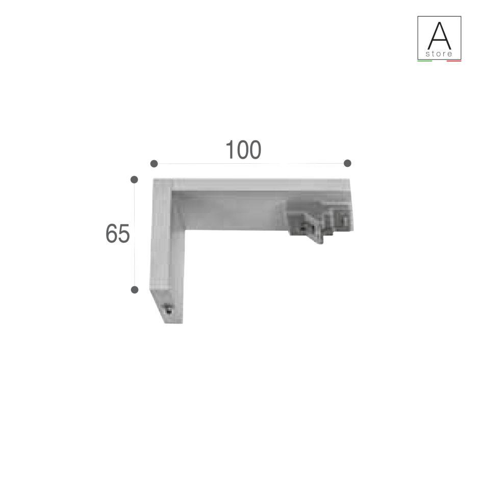 supporto cm 10 23x16 scaglioni